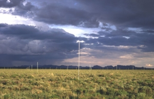The Lightning Field, Walter de Maria (1977)