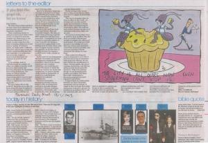 Taranaki Daily News, 18 January 2013.