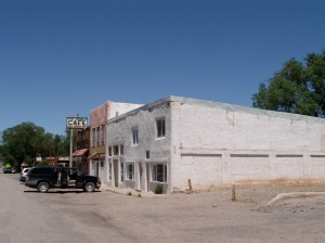 The Dia Foundation Museum at Corrales, New Mexico.