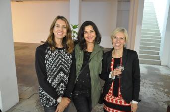 Marion Botherway, Lisa Roberton, Sonja Hawkins