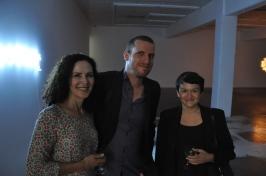 Kriselle Baker, Stephen Clelland, Sarah Hopkinson
