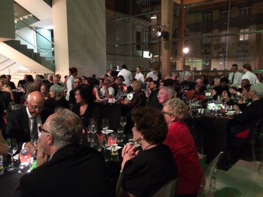 Guests at the Walters Prize Dinner