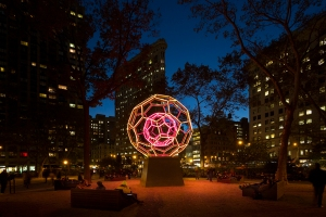 Bucky Ball 2012 Madison Square Park NY, New York