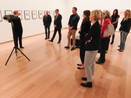 Contemporary Benefactors at the Billy Apple® Exhibition Auckland Art Gallery