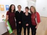 Kriselle Barker, Christina Barton, Natasha Conland, Sue Waymouth
