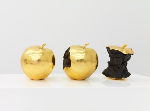 gold apples