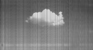 Jae Hoon Lee, Cloud 4, 2015, Lightjet print on metallic paper (edition of 5), 90 x 166cm