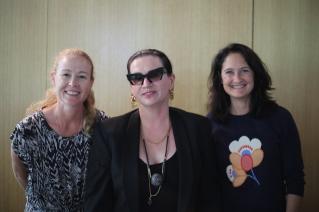 Caitlin Wright, Fiona Pardington, Danielle Harper