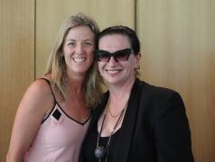 Sue Waymouth, Fiona Pardington